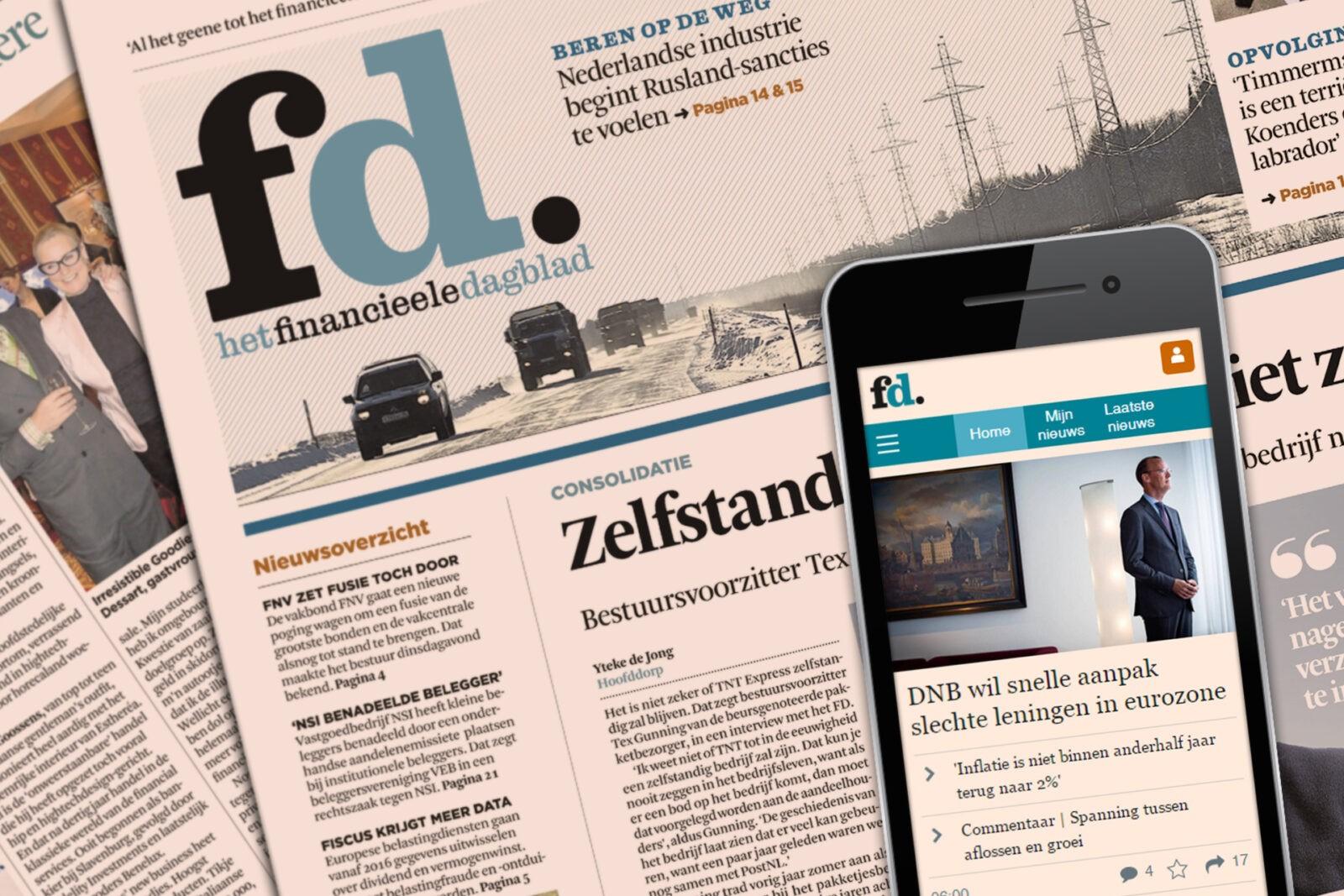Financieël Dagblad: Jaarmagazine 2019