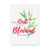 bloeikaart kerst